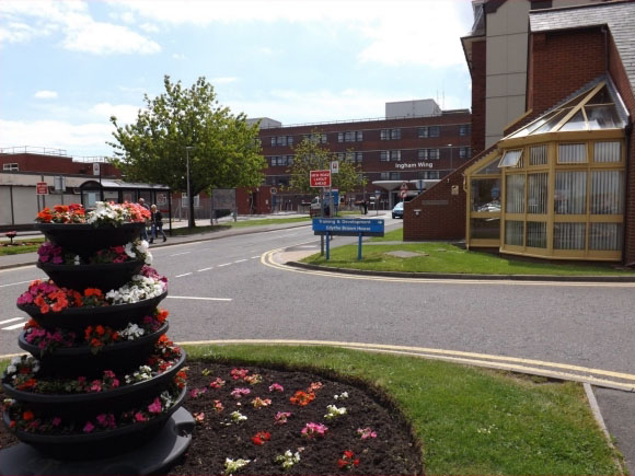 Picture of South Tyneside Hospital
